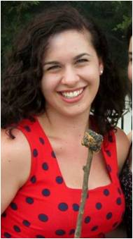 NEC SCE Work-study Student Jessica Rost!